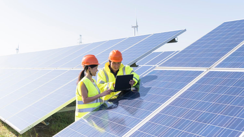 Mondas IoT Überwachung Photovoltaik PV Kraftwerke