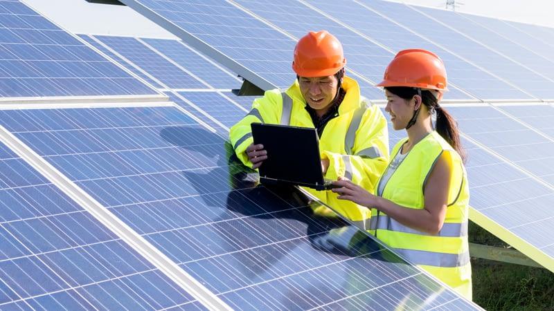Photovoltaik Fernüberwachung Mondas